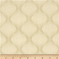 Kaufman Studio Stash 3 Bulging Stripe Natural