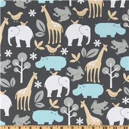Michael Miller Baby Zoology Sea Fabric