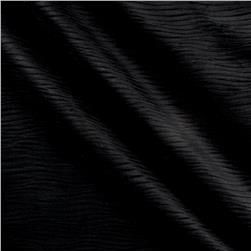 Velvet Textured Stream Black