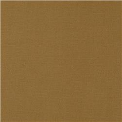 Stretch Cotton Twill Brown