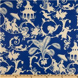 Waverly Sun N Shade Quilted Palm Palace Marine