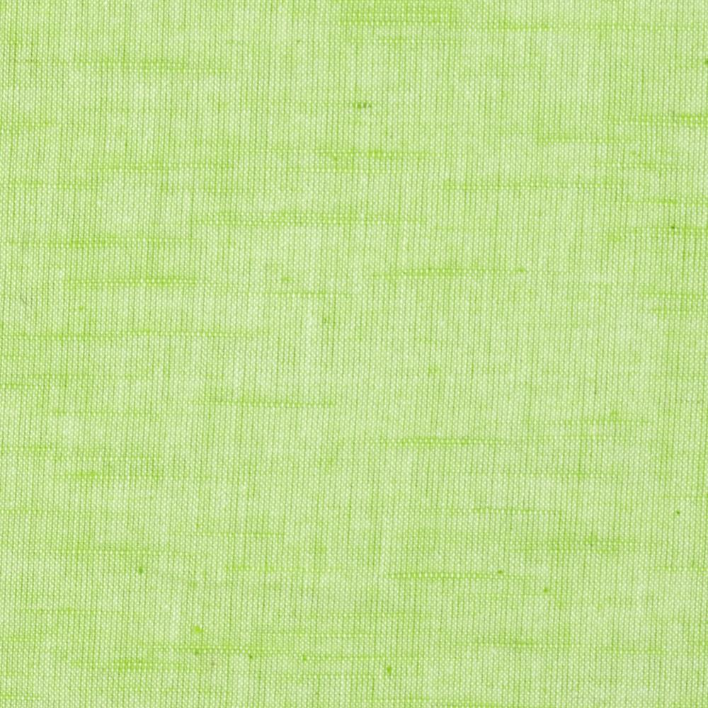 Stellar Textured Voile Lemongrass
