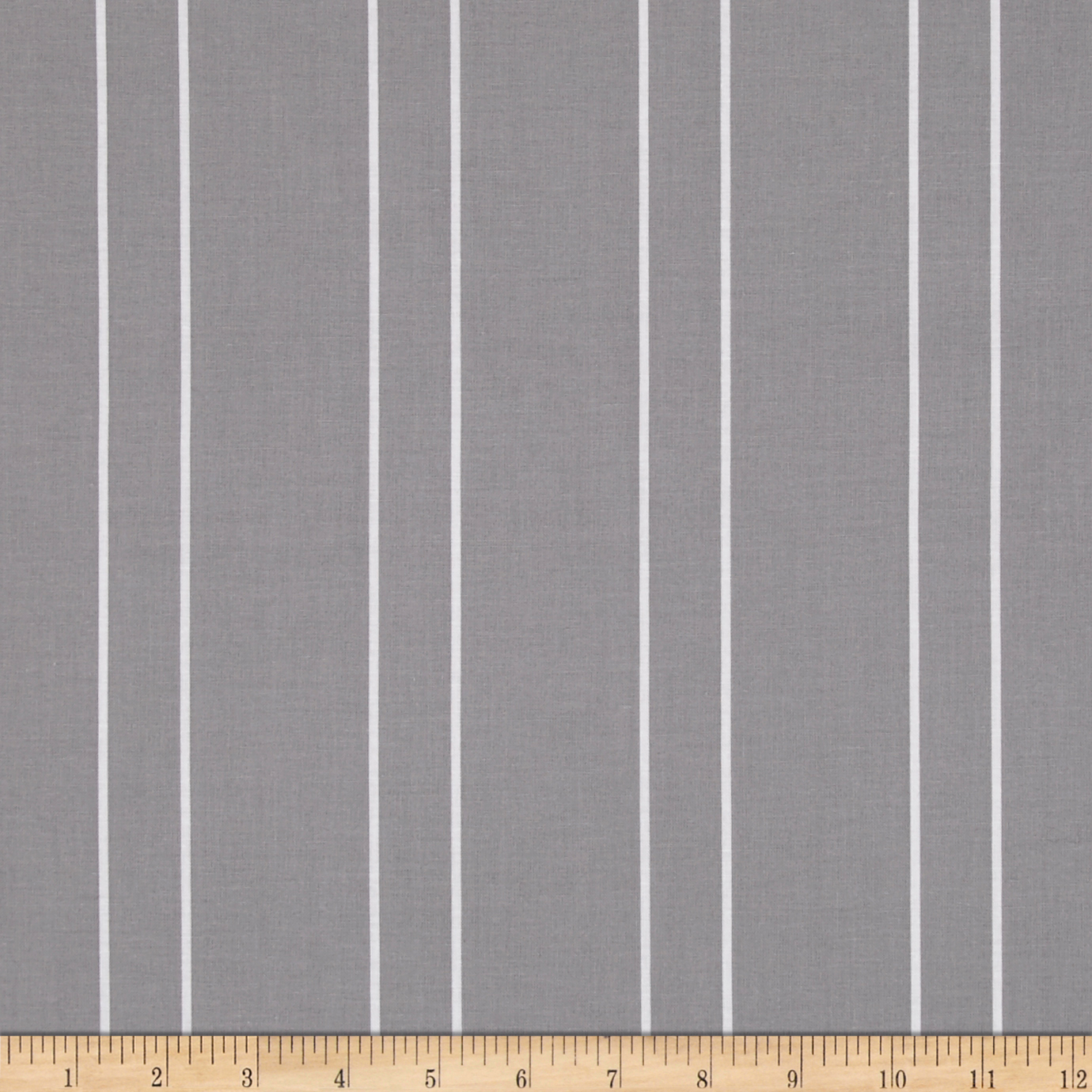 Image of Near and Deer Stripe Steel Fabric