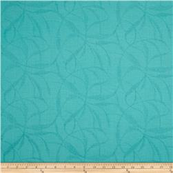 Valori Wells Blueprint Basics Mod Swirl Aqua Fabric