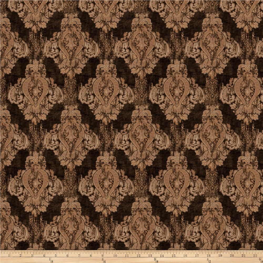 Fabricut Massachusetts Chenille Earth