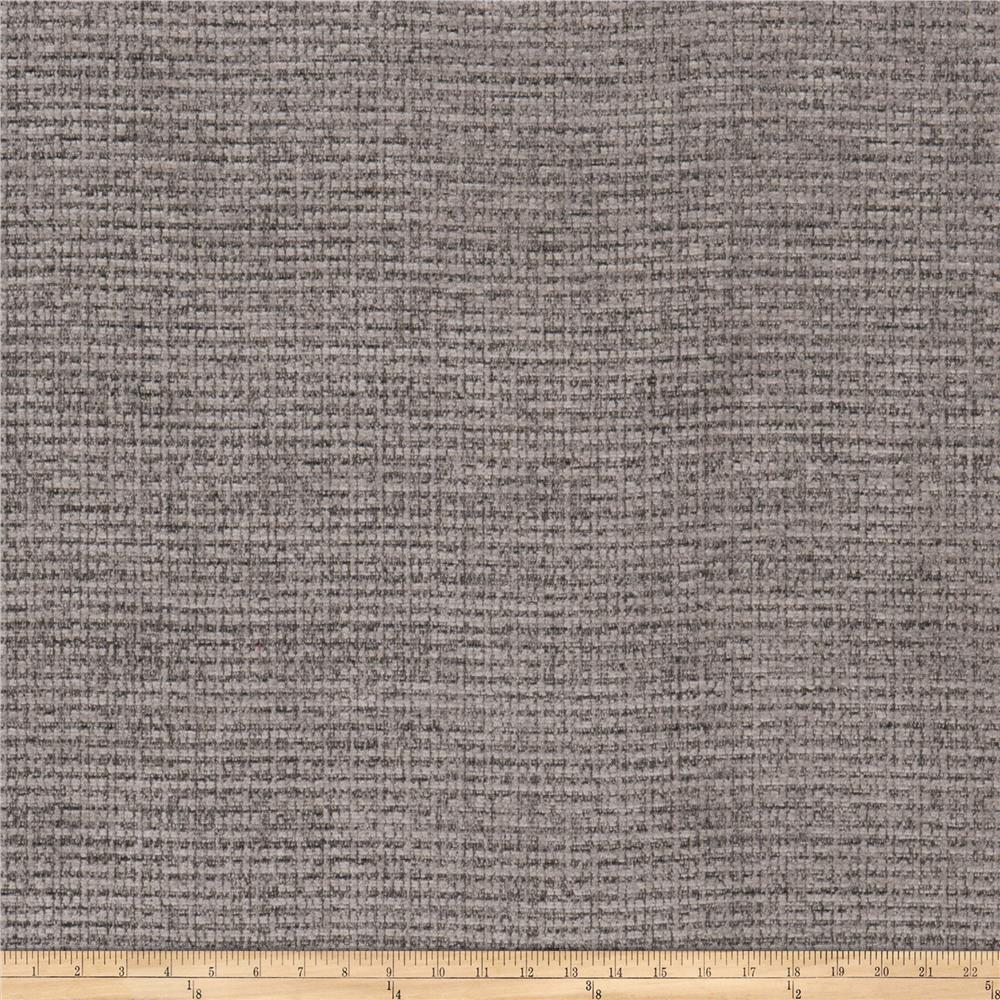 Fabricut Remington Chenille Basketweave Smoke