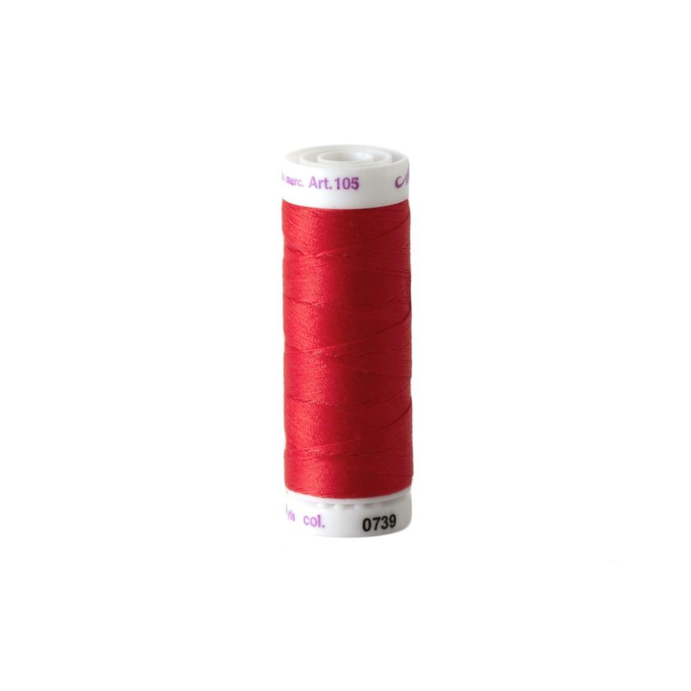 Mettler Cotton All Purpose Thread Wildfire