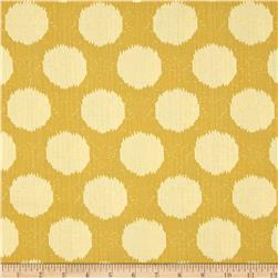Tula Pink Moon Shine Static Dot Dandelion Fabric