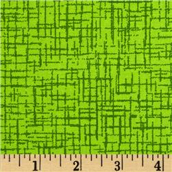 110 In. Wide Quilt Back Betula Lime Fabric