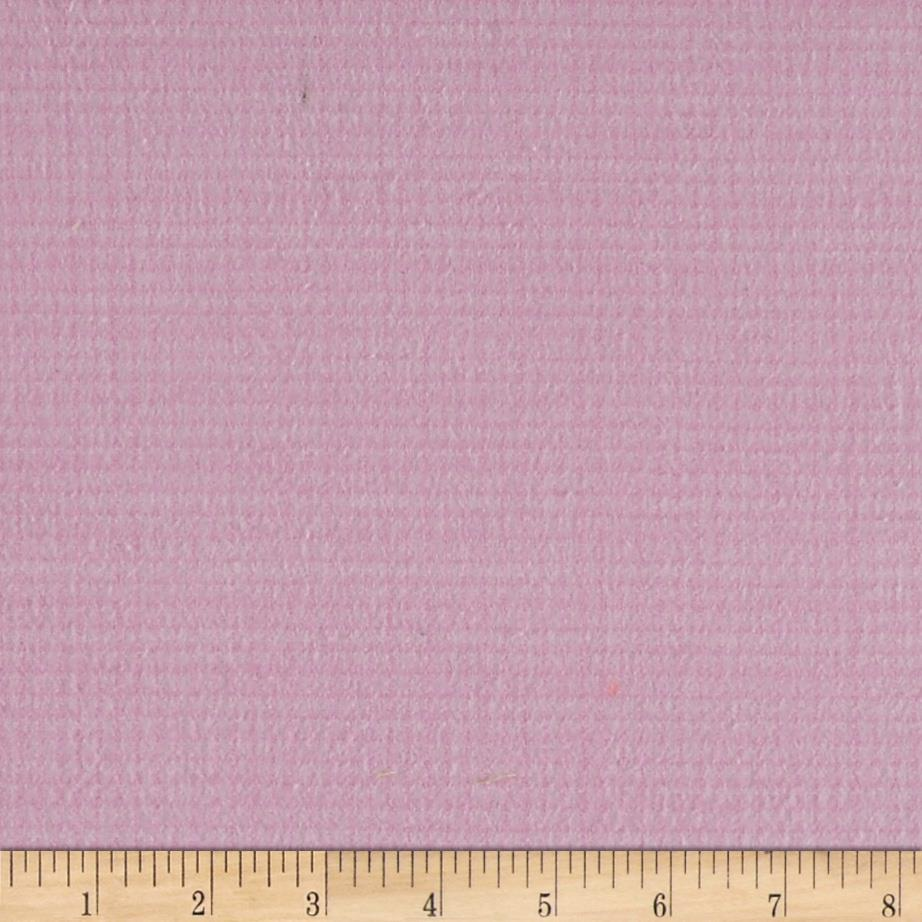 Local Color Yarn Dyed Flannels Mini Woven Pale Pink