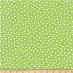 Kaufman My ABC Book Dots Lime