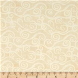 Essentials Swirly Scroll Ivory