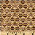 Robert Allen Promo Linkage Jacquard Toffee