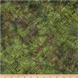 Bali Batiks Handpaints Parquet Texture Jungle