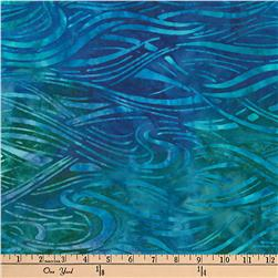 Artisan Batiks Totally Tropical Water Pacific