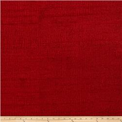 Fabricut Luxury Silk Silk Ruby