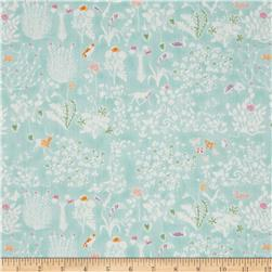 Liberty of London Yoshi Lawn Light Blue
