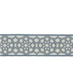 "Jaclyn Smith 2"" 02922 Trim Chambray"