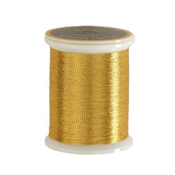 Superior Metallic Thread 500yds Military Gold