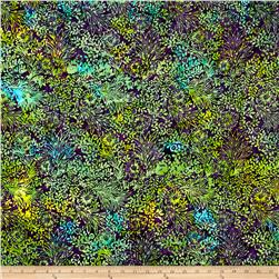 Timeless Treasures Tonga Batik Jamboree Marigold Galaxy