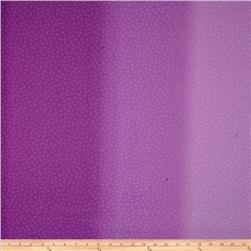 Moda Marble Ombre Dots Purple Fabric