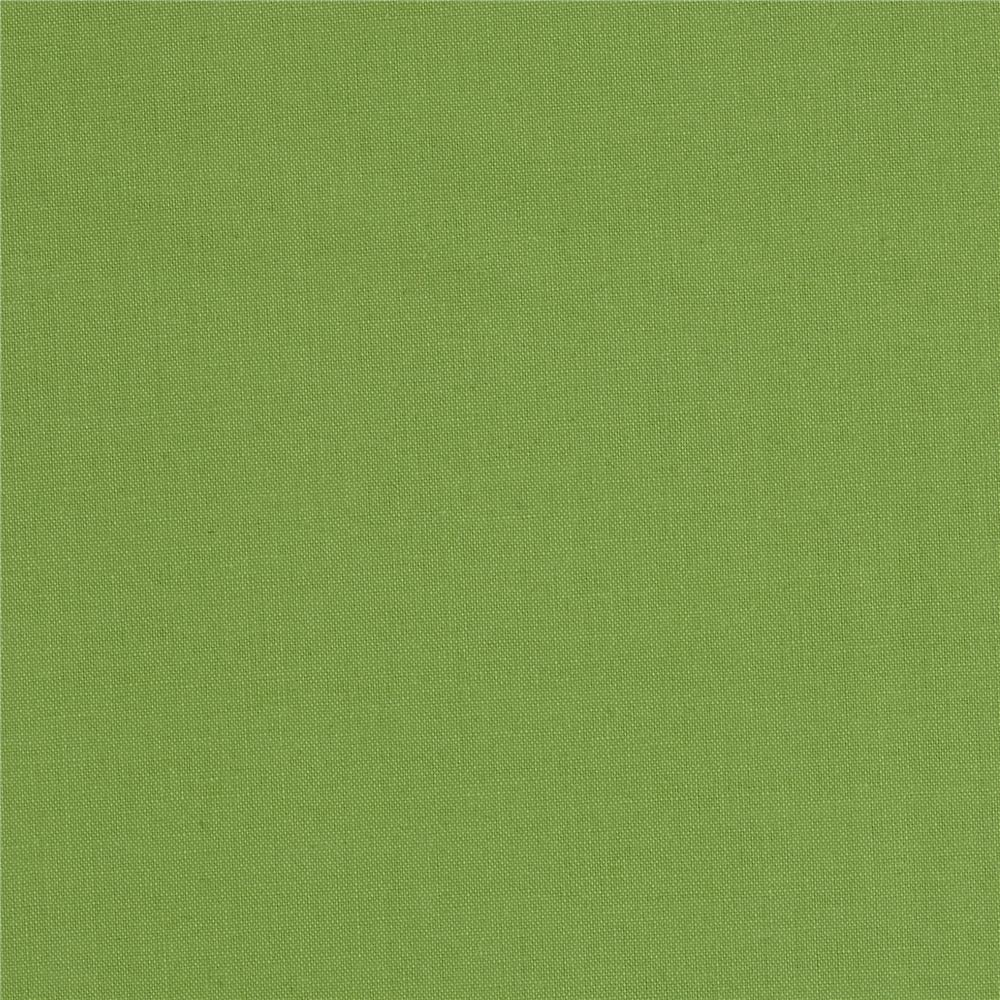 Michael Miller Cotton Couture Solid Celery