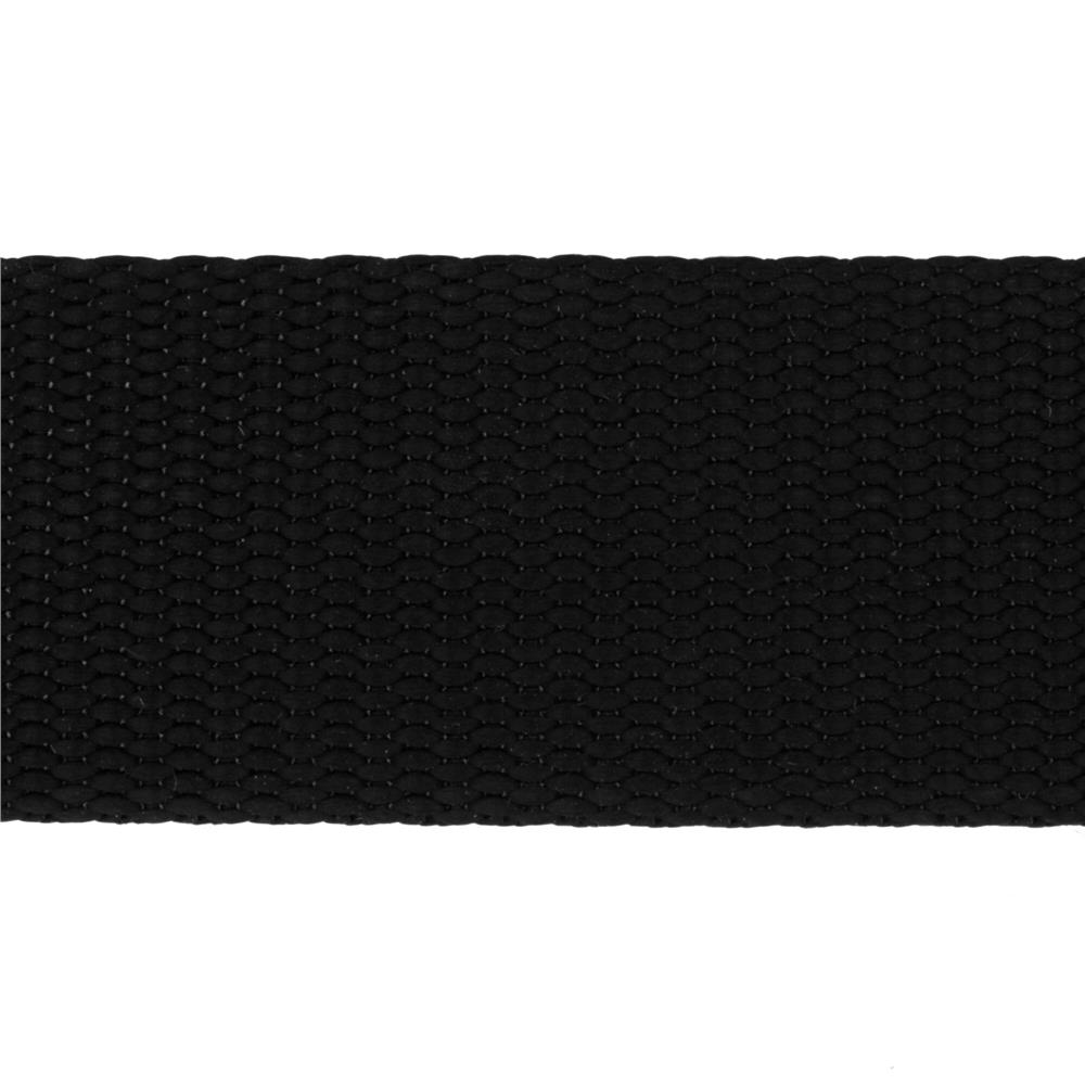 1-1/2'' Nylon Webbing Black