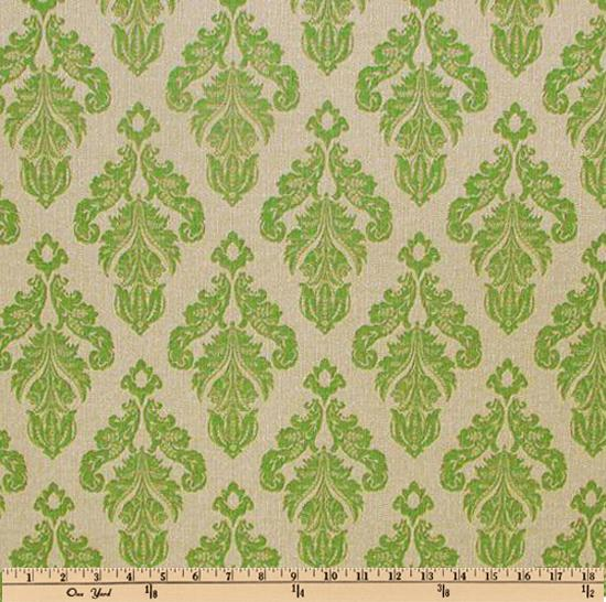 Premier Prints Avery Chartreuse/Birch