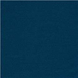Stretch ITY Matte Jersey Knit Solid Spruce Blue