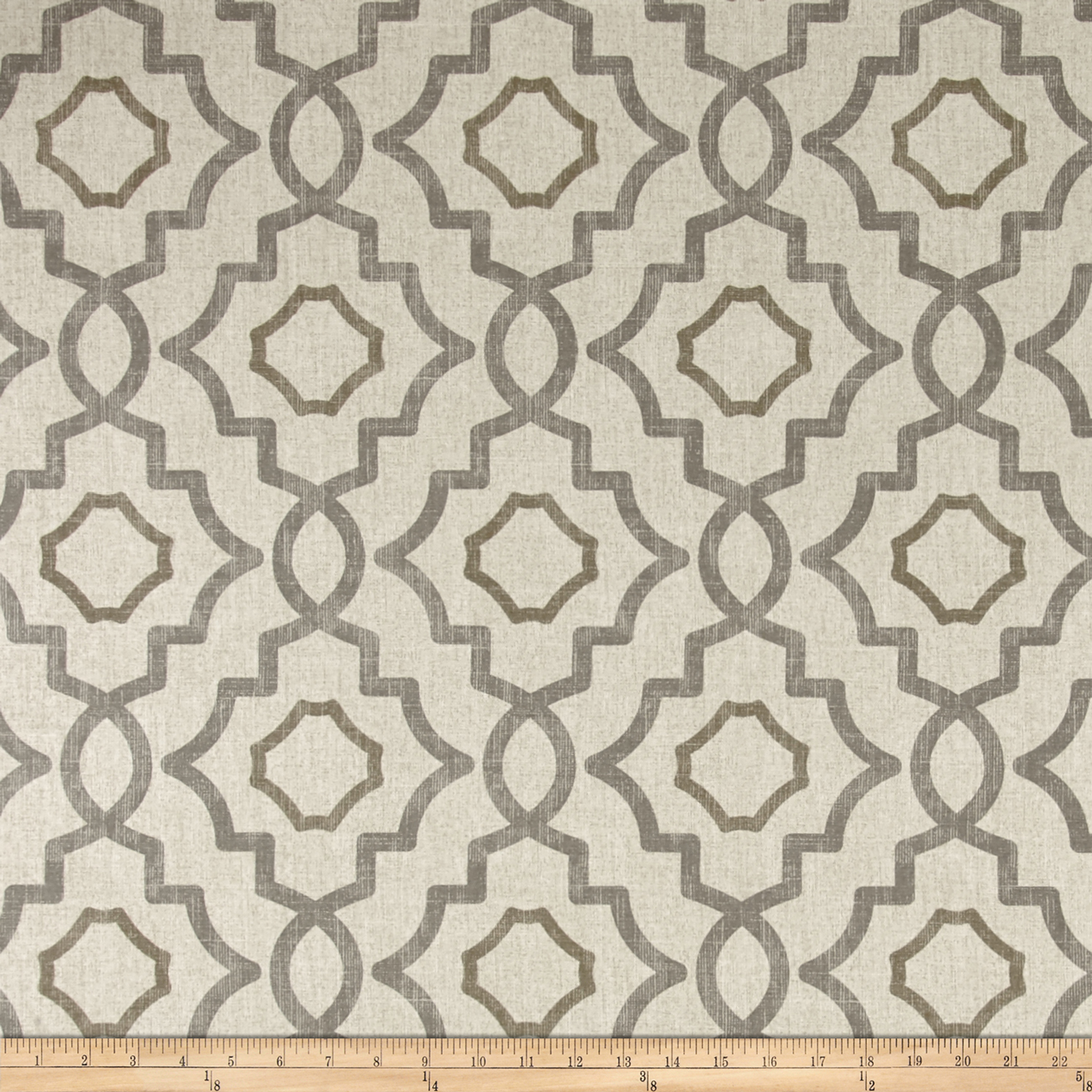 Magnolia Home Fashions Talbot Metal Fabric by Magnolia in USA