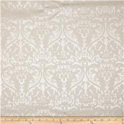 Ramtex Faux Leather Damask Blush