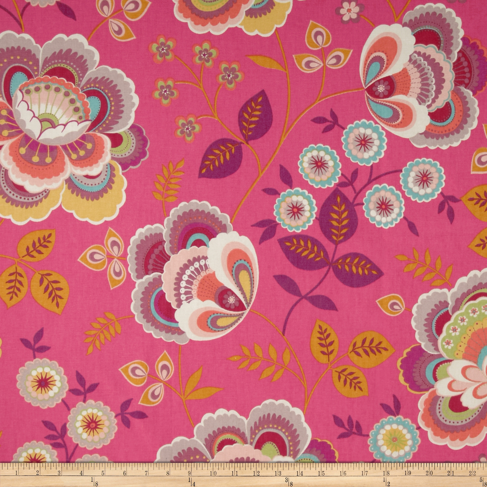 P Kaufmann Tahla Cotton Candy Fabric