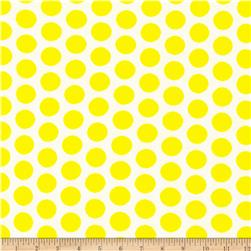 Basic Training Medium Dot White/Yellow
