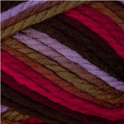Bernat Softee Chunky Yarn (29441) Mulberry Purple Ombre