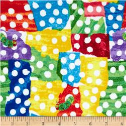 The Very Hungry Caterpillar Flannel Dots Multi