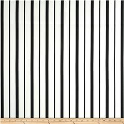 Largo Acrylic Indoor/Outdoor Stripe Black