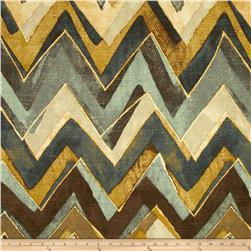 Robert Allen @ Home Color Field Truffle Fabric
