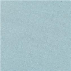 Kona Cotton Baby Blue Fabric