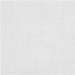 Kaufman Raw and Very Refined Texture Plaid White 4.23 oz.