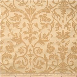 Fabricut Barclay Scroll Jacquard Mocha