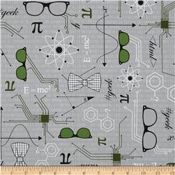 Mod Geek Eyeglasses Atmosphere Gray