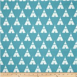 Premier Prints Tee Pee Coastal Blue