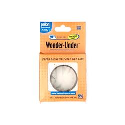 Pellon ST-805 Wonder-Under 5/8'' Fusible Web Tape (Paper Backed)