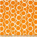 Moda Mixed Bag Bubbles Orange