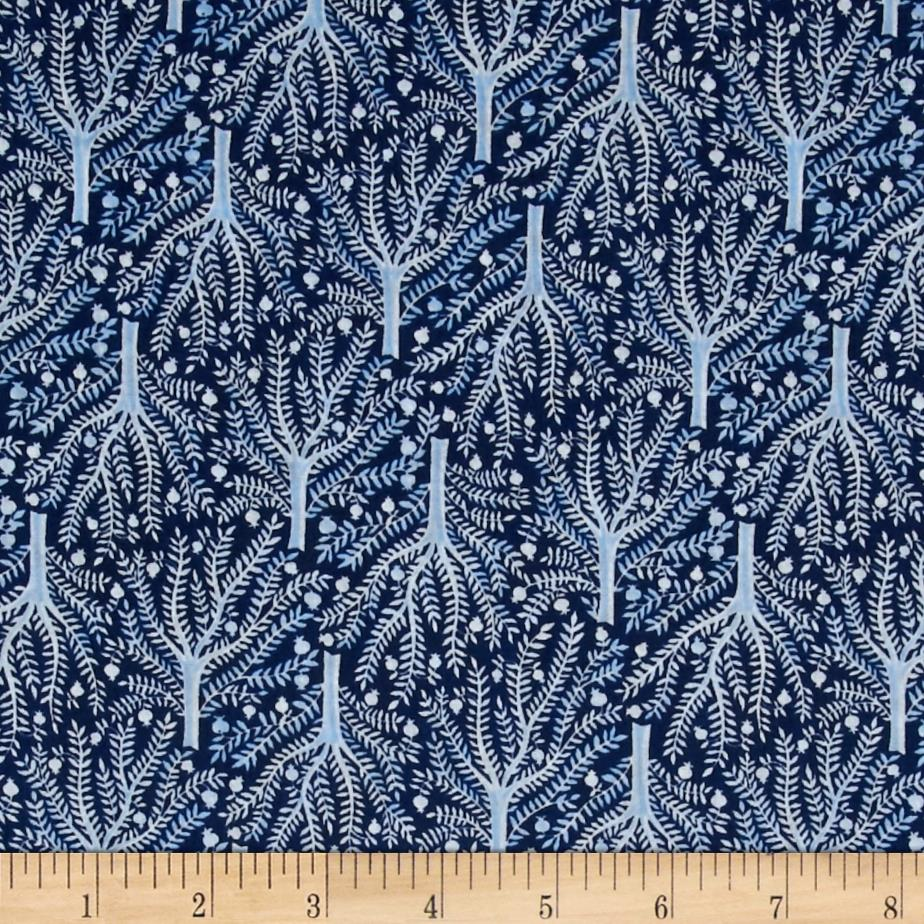Cloud 9 Organic Moody Blues Shahiko Tree Navy