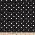 Premier Prints Mini Stars Black/White