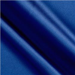Debutante Stretch Satin Royal