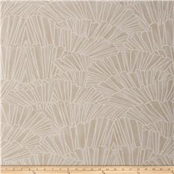 Fabricut 50173w Grimaud Wallpaper Fawn 02 (Double Roll)