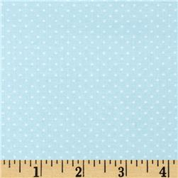 Sorbets Mini Dot Light Blue