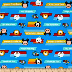 Disney Tsum Tsum Do You Tsum? Blue
